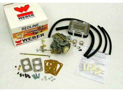 weber carburetor isuzu - 3