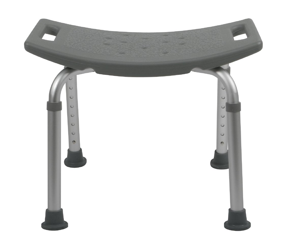 Medline Bath Bench without Back MDS89740KD