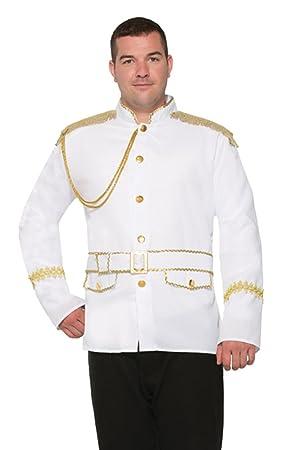 Forum Novelties 78158 Prince Charming tamaño de la chaqueta, en el pecho 42 - 44-inch: Amazon.es: Juguetes y juegos