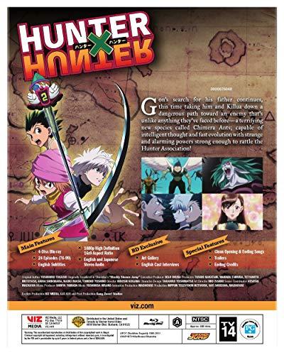 Hunter x Hunter Set 5 (BD) [Blu-ray]
