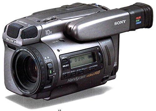 ソニー CCD-TR2000 8mmビデオカメラ(8mmビデオデッキ) ハンディカム VideoHi8の商品画像