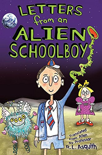Letters from an Alien Schoolboy (Easy Dress Up Ideas For Adults)