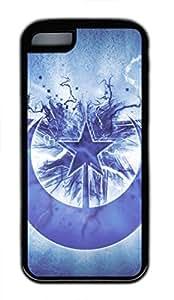 iPhone 5c case, Cute Lunar Republic iPhone 5c Cover, iPhone 5c Cases, Soft Black iPhone 5c Covers