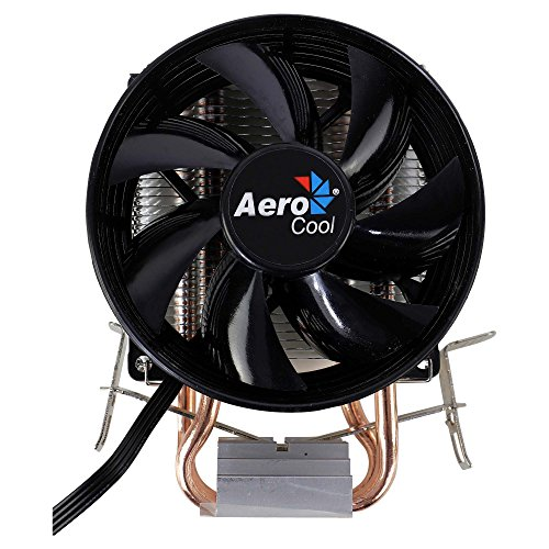 Cooler para Processador Verkho 2, Aerocool, Acessórios para Computador, Preto