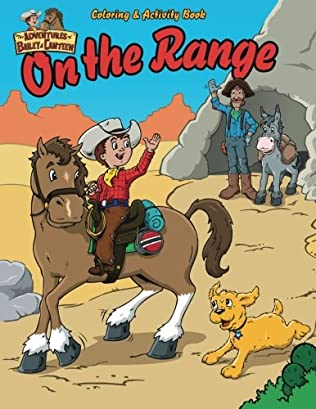book cover of On the Range