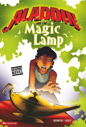 Read Online Aladdin and the Magic Lamp (Classic Fiction) pdf