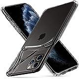 Spigen Liquid Crystal Designed for Apple iPhone 11 Pro Case (2019) - Crystal Clear