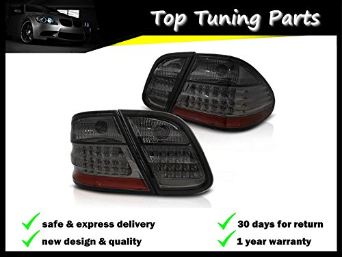 W208 Led Tail Lights in US - 5