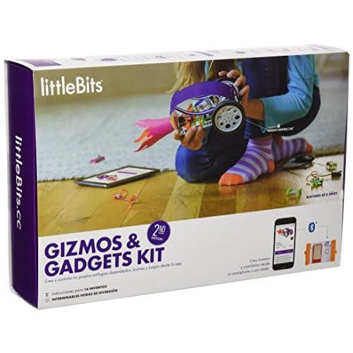 Littlebits Gizmos Y Gadgets Kit Segunda Edicion Juego De Mesa En