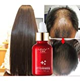 Hair Growth Essence Advanced Thinning Hair & Hair Loss Supplement 30ML Herbal (Red)