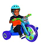 Minnie Mouse Paw Patrol 15'' Fly Wheel Junior Cruiser, 1 Ride-on, Blue/Green, Ages 3-7