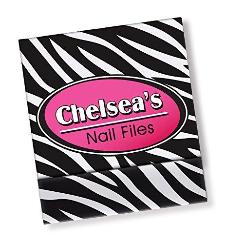 Dimension 9 Mini Matchbook Pocket Nail File, 0.32 Ounce