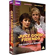 Just Good Friends - Series One to Three - 4-DVD Set