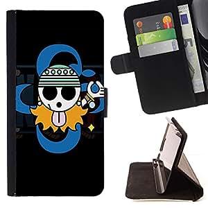 Momo Phone Case / Flip Funda de Cuero Case Cover - Lindo gangsters sesión - Sony Xperia Z5 Compact Z5 Mini (Not for Normal Z5)