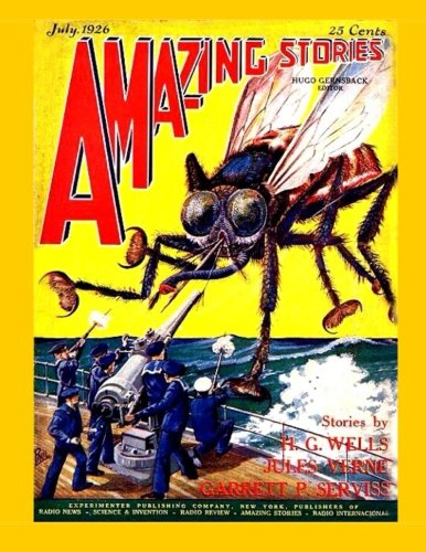 Download Amazing Stories #4: The Hugo Gernsback SF Classic ebook
