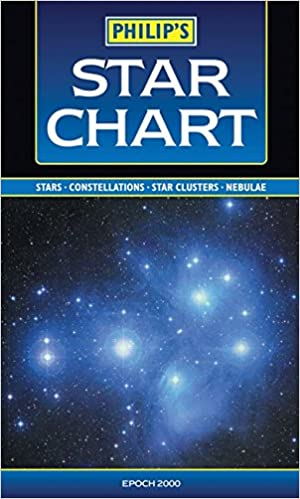 PhilipS Star Chart AmazonCoUk  Books