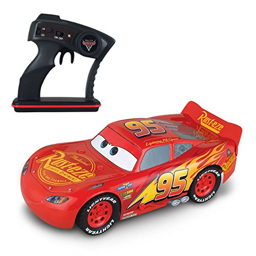 Cars Lightning McQueen High Performance Racer Vehicle