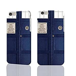 "Hot TV Series Doctor Who Personalized Cool 3D Rough iphone 6 -4.7 inches Case Skin, fashion design image custom iPhone 6 - 4.7 inches , durable iphone 6 hard 3D case cover for iphone 6 (4.7""), Case New Design"