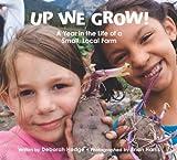 Up We Grow!, Deborah Hodge, 1554535611
