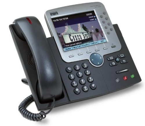 Cisco CP-7971G-GE Unified IP VOIP Phone 7971G - (Call Manager Required)