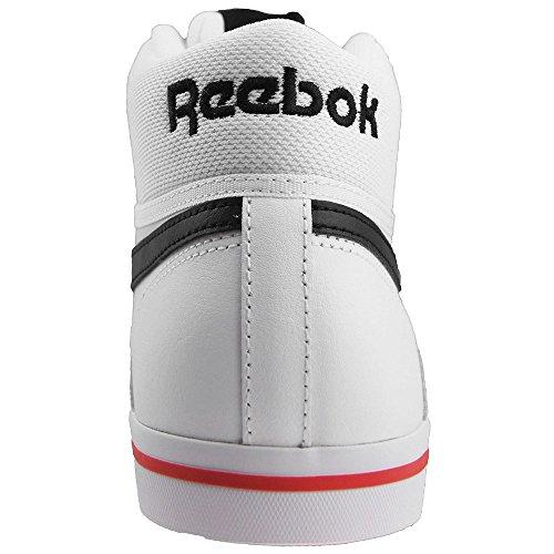 Reebok - LC Court Vulc Mid - M46503 - Farbe: Weiß - Größe: 44.0