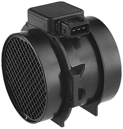HELLA 8ET 009 142-011 Air Mass Sensor, Number of connectors 3, Mounting Type Pipe-neck