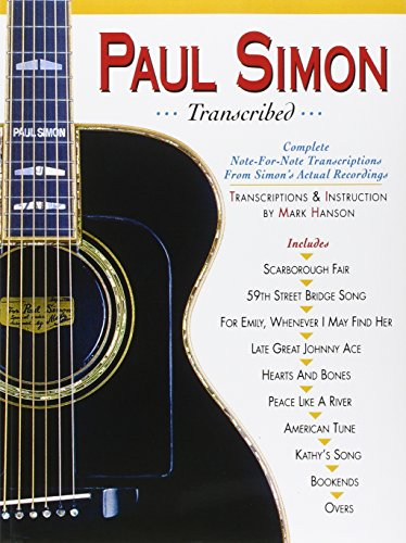 Paul Simon - Transcribed (Paul Simon/Simon & ()