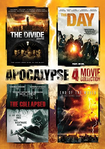 Apocalypse 4 Pack (Boxed Set, 4PC)