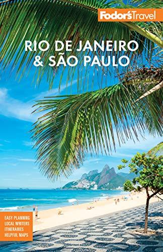 (Fodor's Rio de Janeiro & Sao Paulo (Travel Guide Book 4))