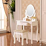 Amazon.com: Drawer - Vanities & Vanity Benches / Bedroom Furniture ...