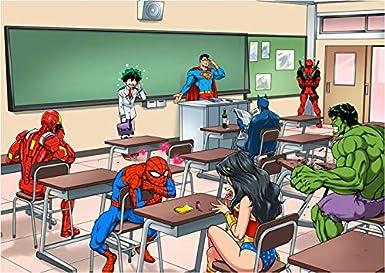 Marvel Cinematic Universe;Justi - Deku Marvel Cinematic Universe;Justice League;My Hero Academia;Deku;Superman;Batman;Spiderman;Iron Man;Deadpool;Wonder Woman Lustiges Pink Baby Strampler M/ädchen