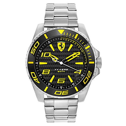 Ferrari-830330-XX-KERS-Quartz-Stainless-Steel-Watch