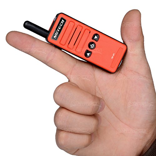 Uhf Portable Receiver Frequency Block - 4