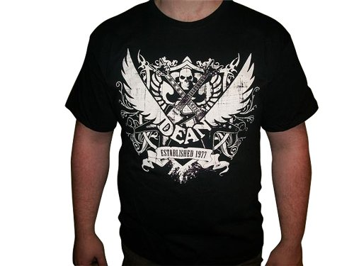 dean guitars t shirt - 2