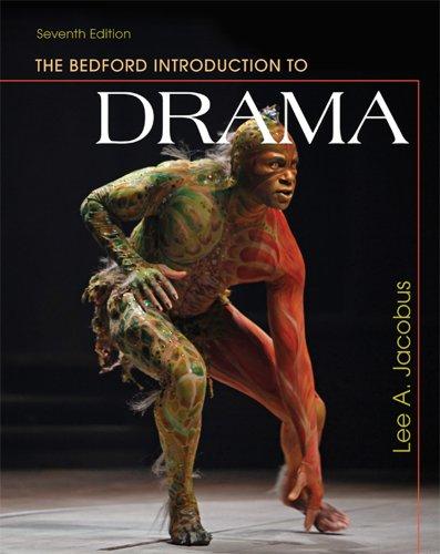 Bedford Intro.To Drama