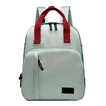38f860202b19 Amazon.com | School bag College Backpack Fashion Color Matching ...