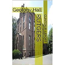 Rutgers: Geology Hall