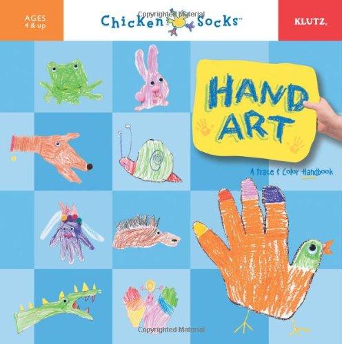 Hand Art (Chicken Socks)