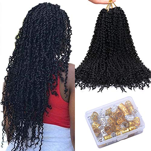 Passion Synthetic Crochet Braiding Extensions