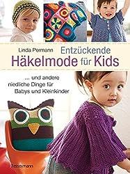 Entzückende Häkelmode für Kids