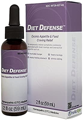 HelloLife Diet Defense - Natural Powerful Appetite and Cravings Control