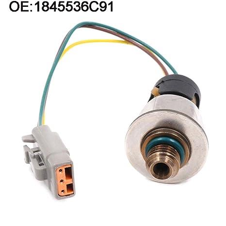 Bernard Bertha Fuel Pressure Sensor ICP Sensor Internitional For Navistar  MAXXFORCE 1845536C91 DT466E DT570 3PP6-8 1845536