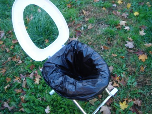Disposable Waste Bags for Portable Toilets by Matter of Time (Image #4)