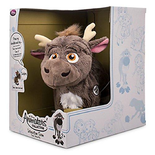 Disney Animators Collection Interactive Sven   Frozen   9   New In Box