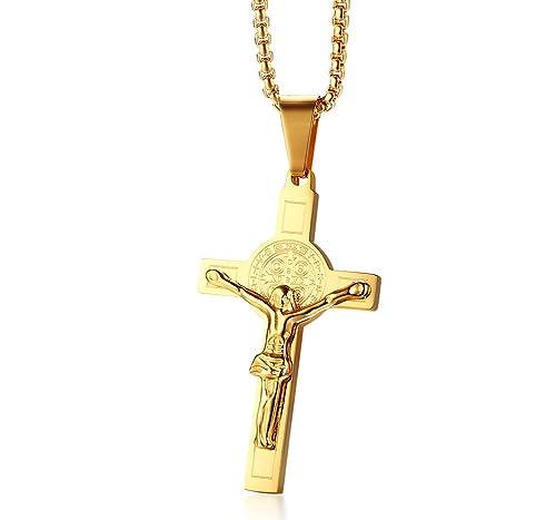 Free crucifix necklace