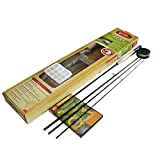 Scientific Anglers 4-Piece Fly Fishing Trout Outfit (9-Feet 0-Inch, 5/6 Weight)