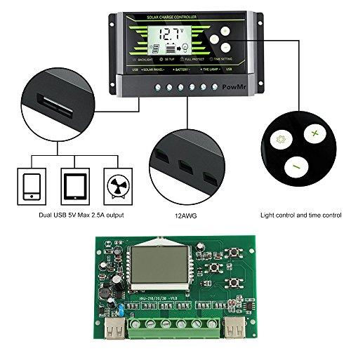 powmr-30a-solar-charge-controller-usb-solar-panel-charge-controller-30a-12v24v-solar-controller-with-dual-usb-lcd-display-30a