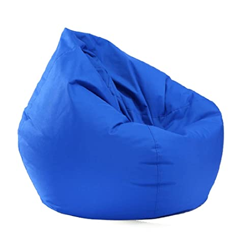 Astonishing Amazon Com Lazy Sofa Bean Bag Chairdurable Inner Liner Machost Co Dining Chair Design Ideas Machostcouk