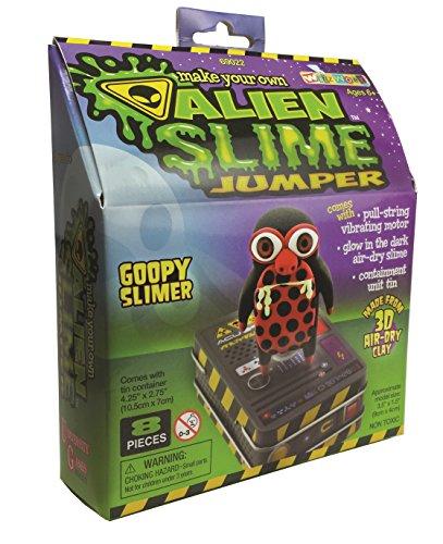 Alien Slime Jumpers, Goopy Slimer -  WizzWorx, 69022