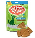 36 Pack BETTER THAN EARS PIG Dog Treats PEANUT BUTTER HIP & JOINT FRESH For Sale